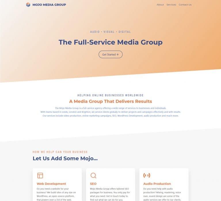 Mojo media Group